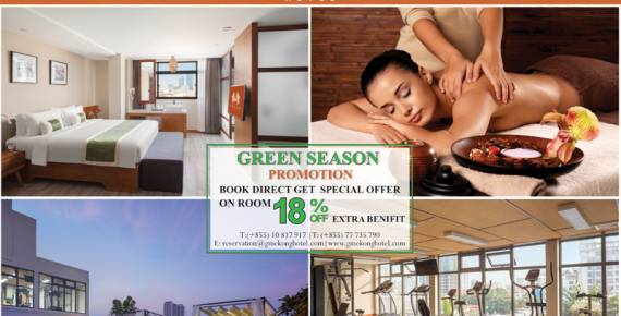 Green season promotion